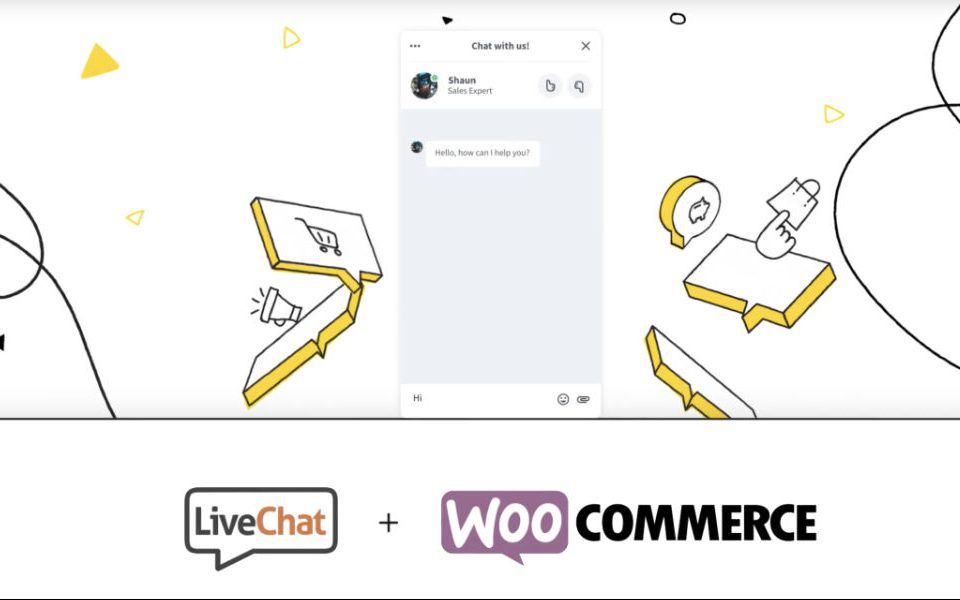 livechat for woocommerce
